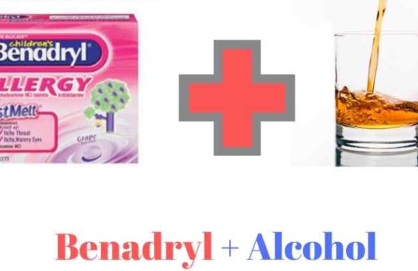 Benadryl And Alcohol Reddit
